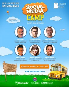 social media camp mallorca evaanyon