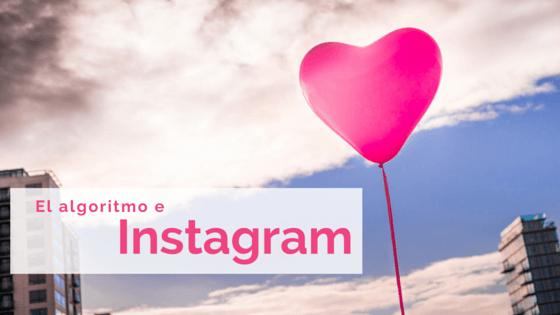 el algoritmo e instagram un mes despues eva añon