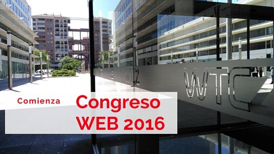 Comienza congreso web 2016 evaanyon