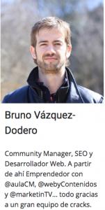 bruno vazquez congreso web evaanyon
